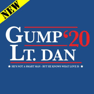 T-Shirt - Gump Lt. Dan 2020