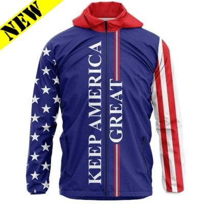 Jacket - Keep America Great