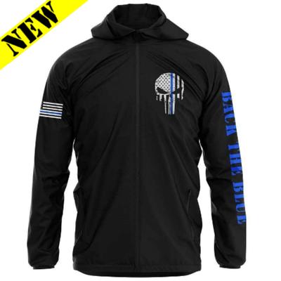 Jacket - Thin Blue Line