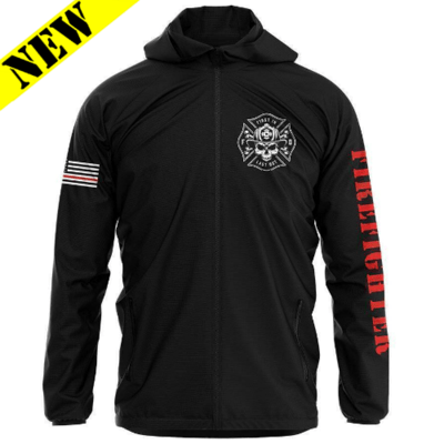 Jacket - Thin Red Line