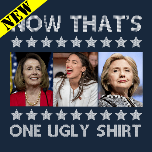 T-Shirt - One Ugly Shirt