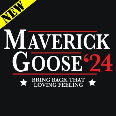 T-Shirt - Maverick Goose 2024