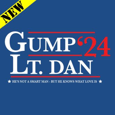 T-Shirt - Gump Lt. Dan 2024