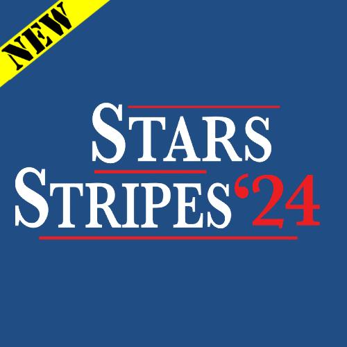T-Shirt - Stars and Stripes 2024
