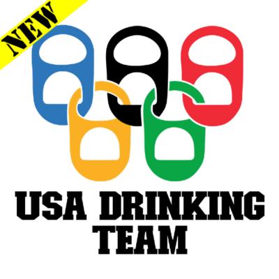 T-Shirt - Drinking Team (Ring Tabs)