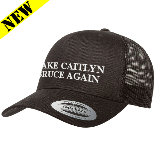 Hat - Make Caitlyn Bruce Again