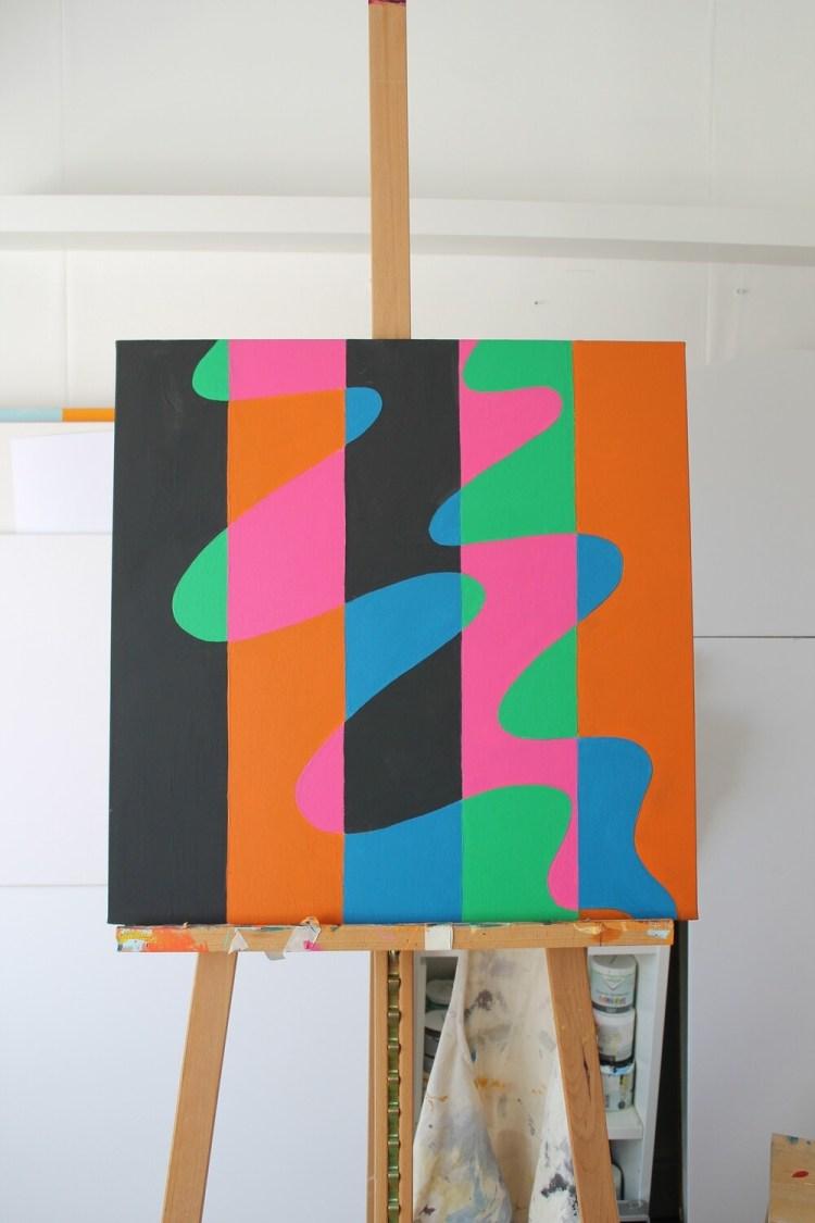 Technicolour Wave I