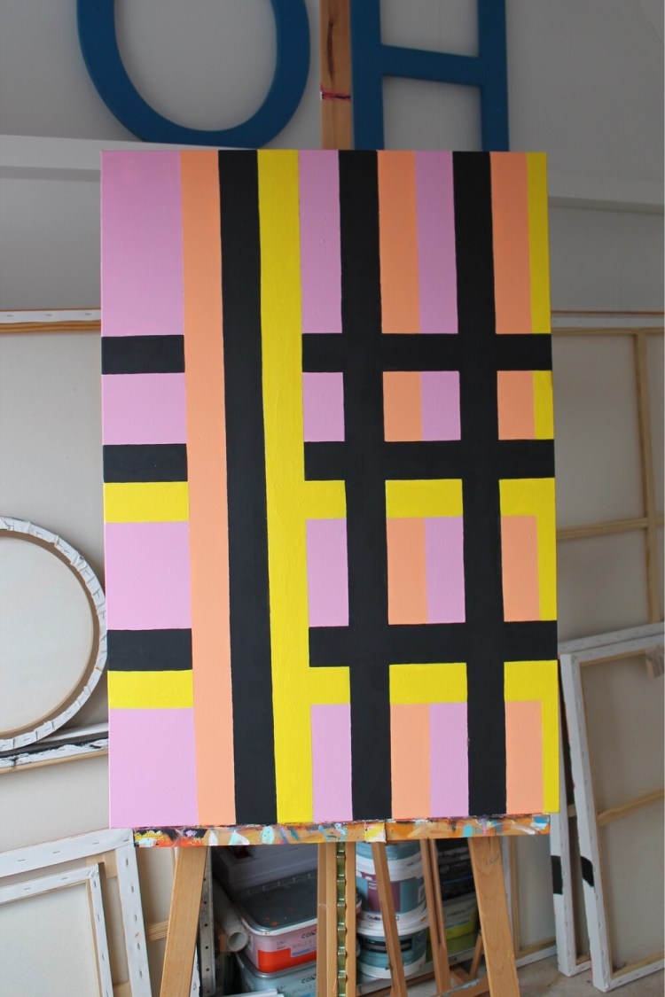 Overlapping Stripes
