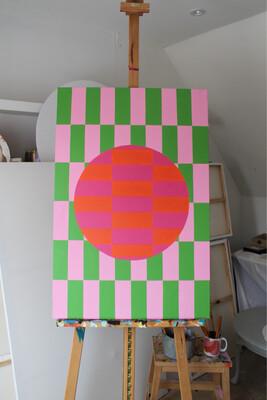 Chequered Circle