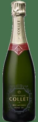Champagne Collet Brut 'Art Deco' Premier Cru