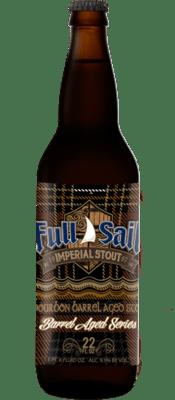 Full Sail Imperial Stout Bourbon Barrel Aged