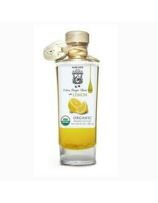 Marchesi Organic EVOO w/Lemon