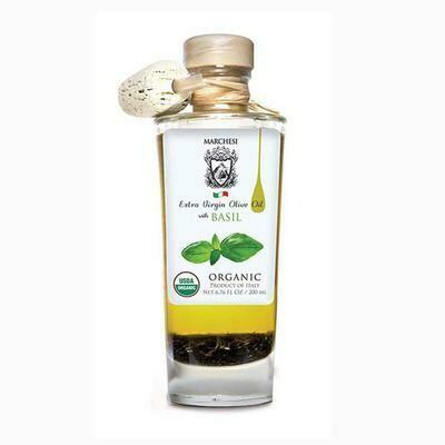 Marchesi Organic EVOO w/Basil