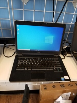 Dell Latitude 6440 Intel i5 8GB RAM 320GB HD Windows 10 Laptop