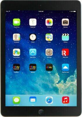 iPad Air 1 16GB storage wifi only