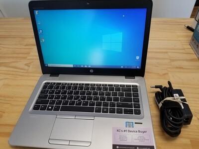 HP Elitebook 840 G3 i7-6600U 2.50GHz 8 GB RAM 256SSD