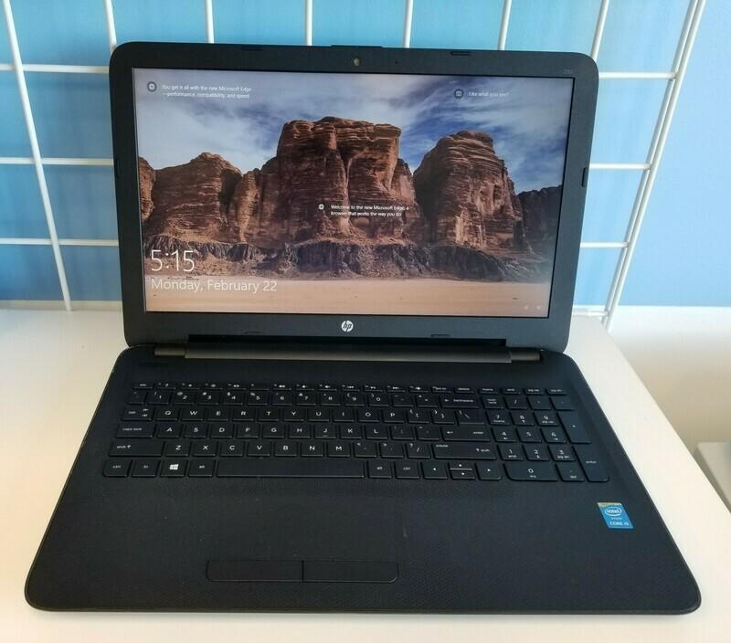 HP 250 G6 15.4