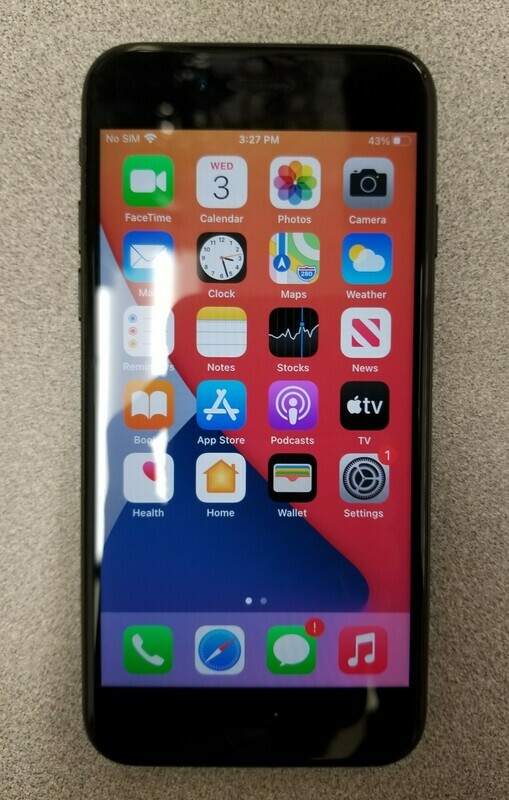 Apple iPhone 7 (A1660) 32GB  (Unlocked) Good condition -Black