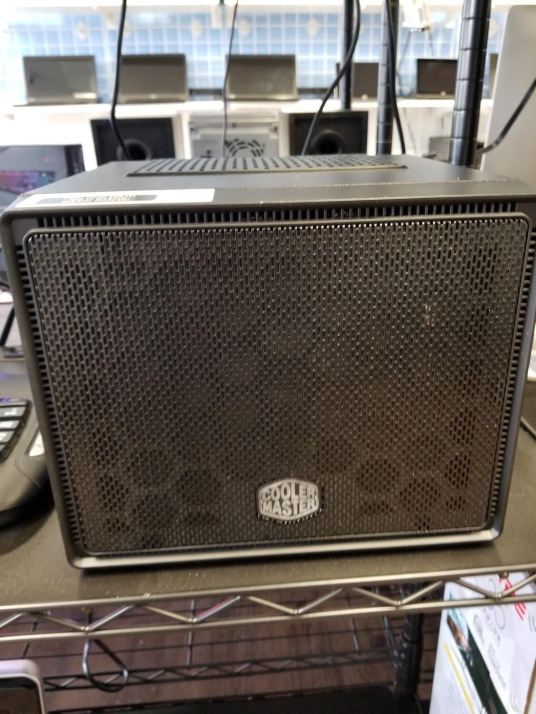 Cool Master Mini-ITX Computer Cooler Master Elite 110 AMD A4 @3.8GHz 8GB Ram 240GB SSD