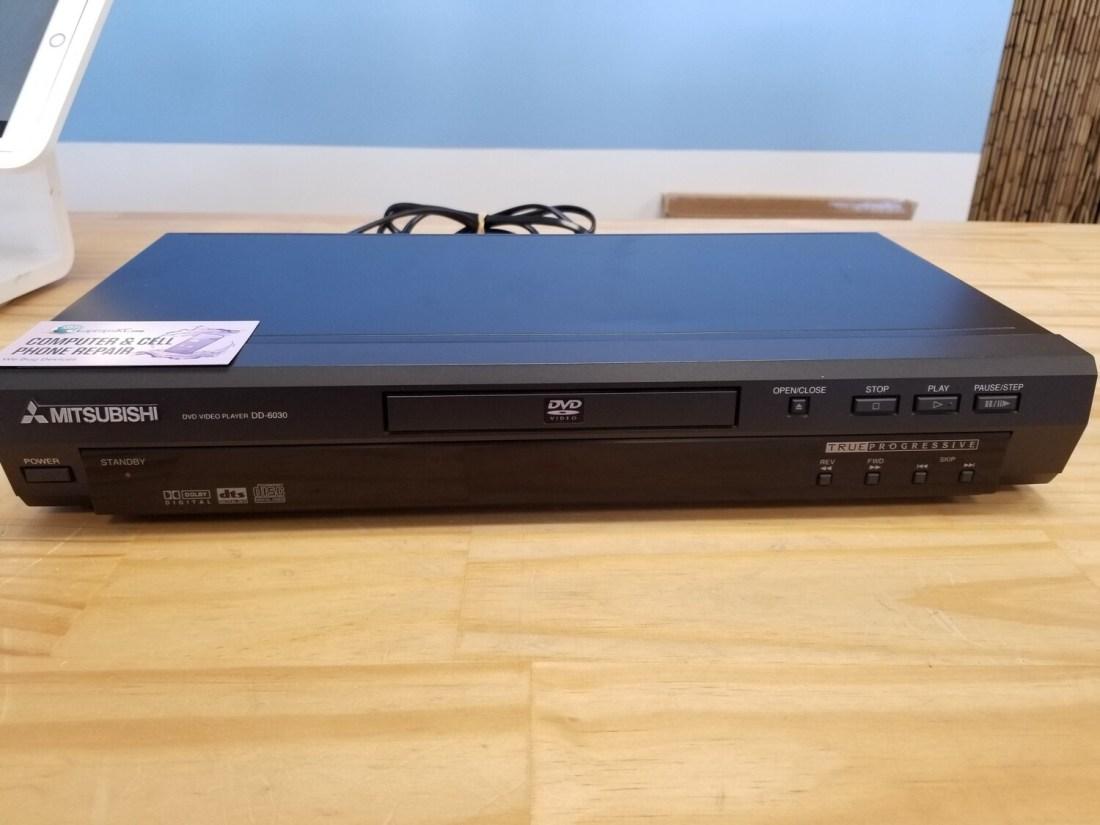 Mitsubishi DVD Player