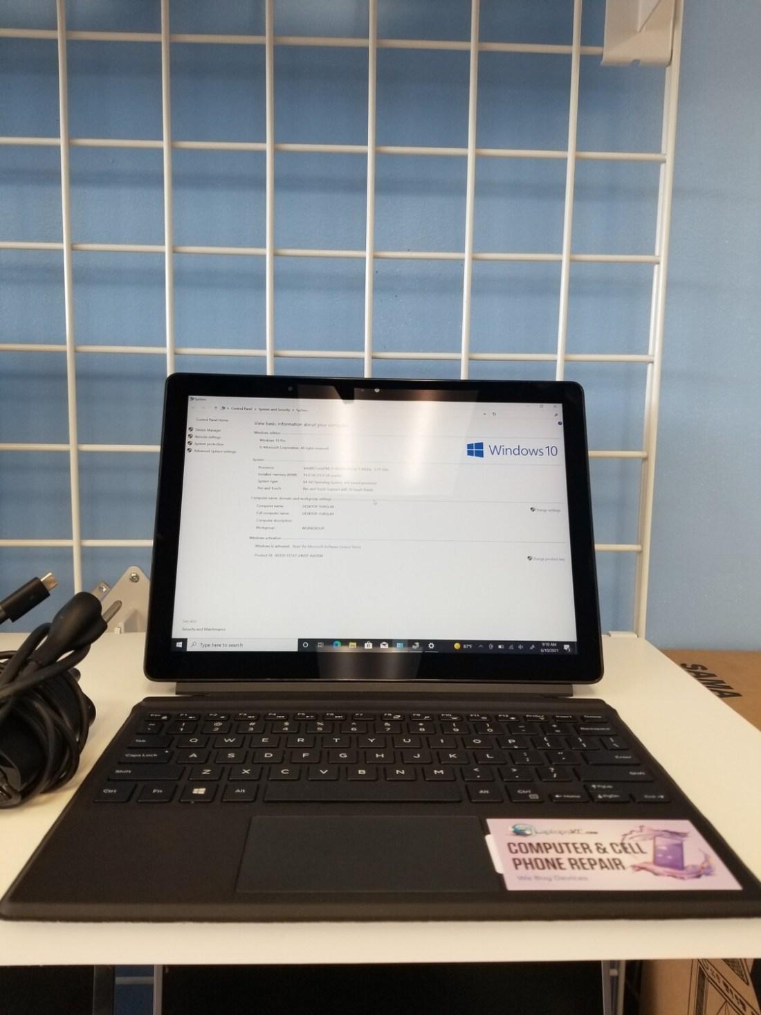 Dell Latitude 2in1 Intel Core i7-8650U @2.61GHz 16GB Ram 256GB SSD 14