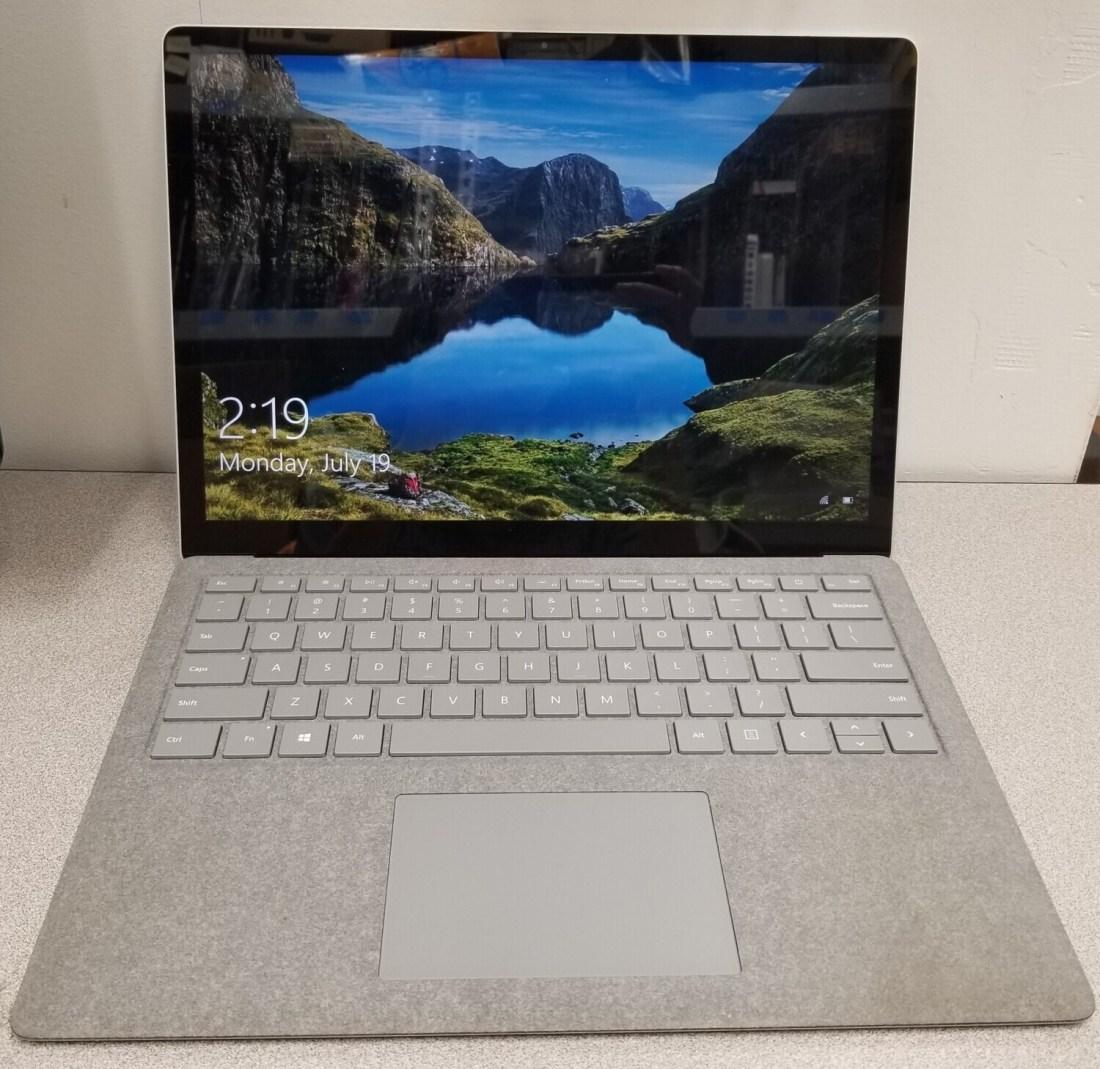 Microsoft Surface 1769 Laptop 13.5