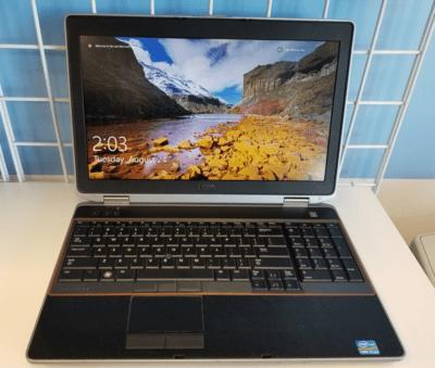 Dell Latitude E6520 15.6