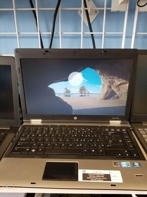 HP ProBook Intel Core i5 @2.40GHz 8GB Ram 240GB SSD 13.3