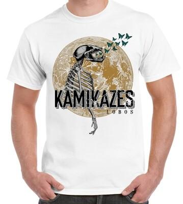 Camiseta blanca LOBOS