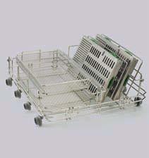 HYDRIM C51w Rack for 2 Baskets & 2 Cassettes