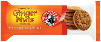 Ginger Nuts 200g