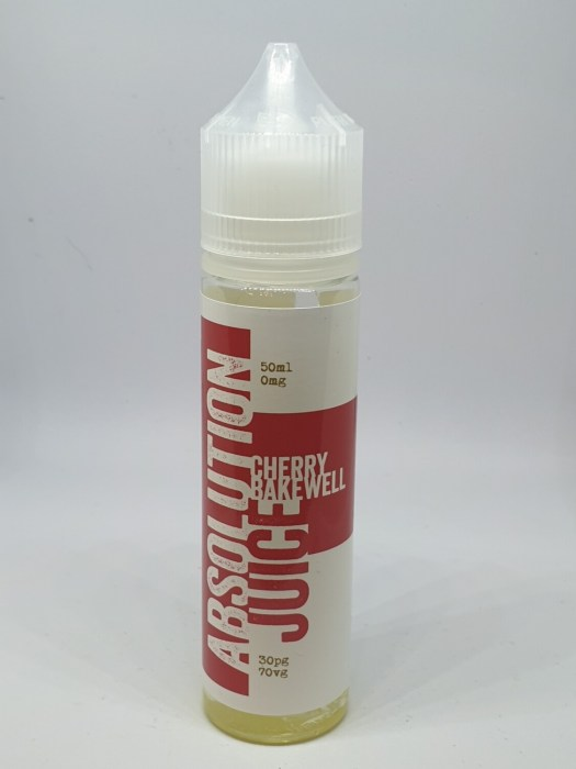 Absolution Cherry Bakewell 50ml