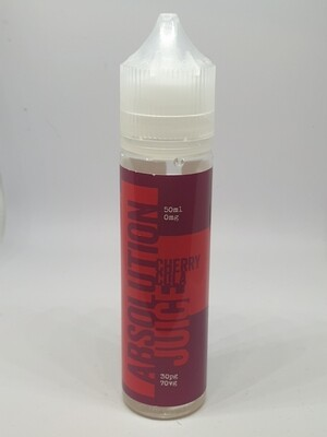 Absolution Cherry Cola 50ml