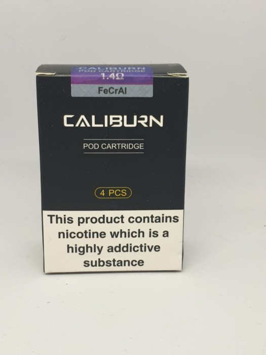 Uwell Caliburn Coil Pack of 4