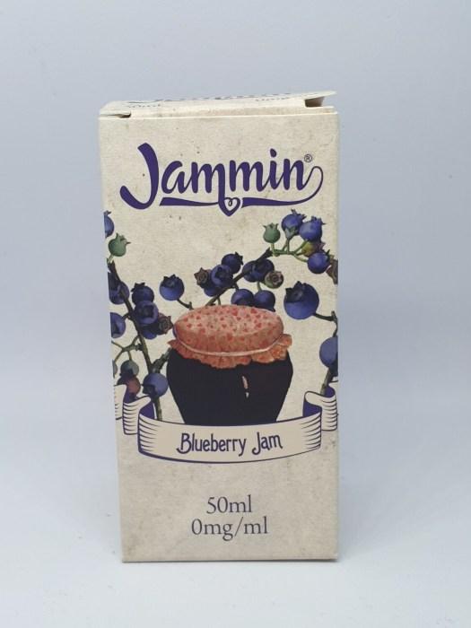 Jammin Blueberry Jam 50ml