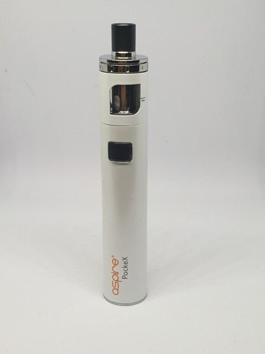 Aspire Pockex Starter Kit White