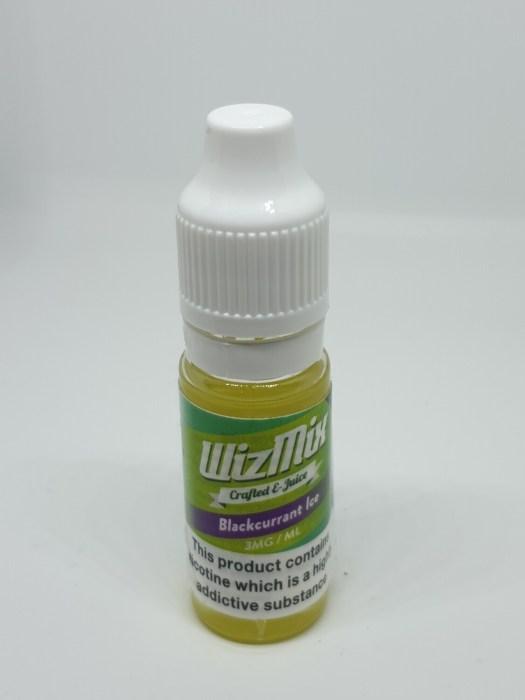 Wizmix Blackcurrant Ice 10ml 3mg 50/50