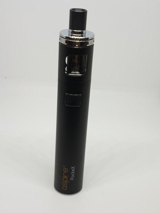 Aspire Pockex Starter Kit Black