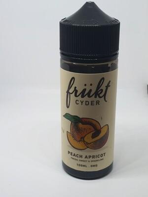 Frukt Cyder Peach Apricot 100ml