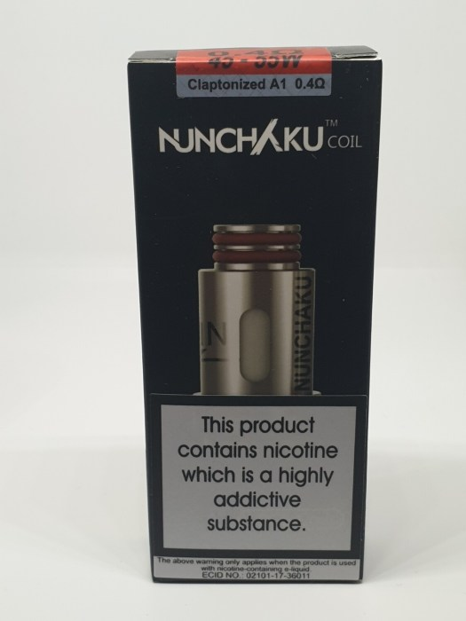 Uwell Nunchaku Coil Pack of 5