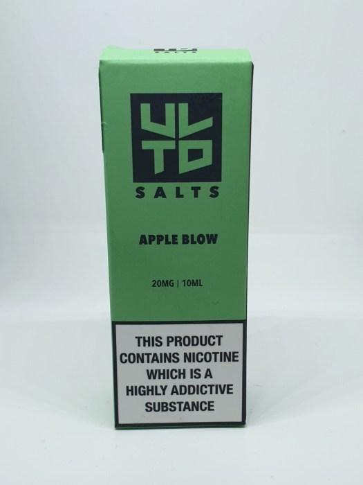 ULTD Salts Apple Blow 10ml 20mg