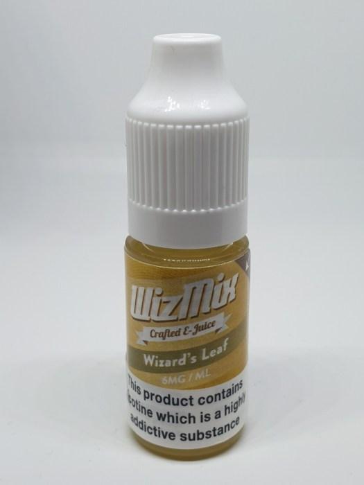 Wizmix Wizards Leaf 10ml 6mg 50/50