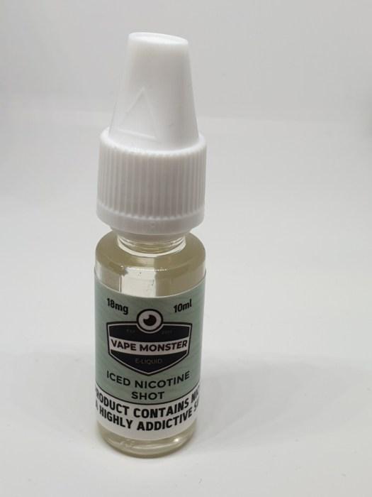 Iced Menthol Nicotine Shot