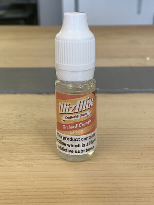 Wizmix Orchard Crunch 10ml 3mg 50/50