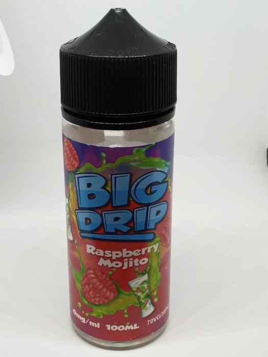 Raspberry Mojito 100ml