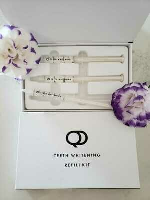 QD Teeth Whitening Refills