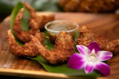 COCONUT SHRIMP (5 PCS)