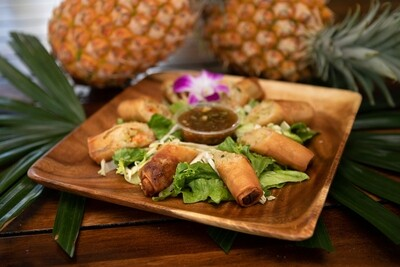 VEGAN SPRING ROLL (8)