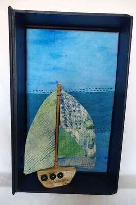 Coastal Art - Dora