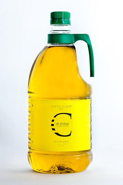 2l. Oli d'oliva verge extra AOVE 100% Arbequina